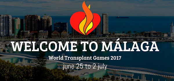 21e World Transplant Games in Málaga
